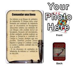 Commandcolorsancients1 By Jordi Diaz Jose   Playing Cards 54 Designs   76wwy0j5dtss   Www Artscow Com Front - Heart2