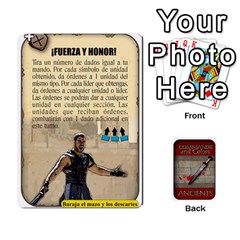 Commandcolorsancients1 By Jordi Diaz Jose   Playing Cards 54 Designs   76wwy0j5dtss   Www Artscow Com Front - Heart4