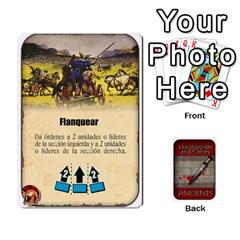 Commandcolorsancients1 By Jordi Diaz Jose   Playing Cards 54 Designs   76wwy0j5dtss   Www Artscow Com Front - Heart7