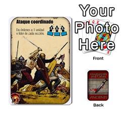 Commandcolorsancients1 By Jordi Diaz Jose   Playing Cards 54 Designs   76wwy0j5dtss   Www Artscow Com Front - Diamond2