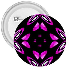 Abstract Pain Frustration 3  Button by FunWithFibro