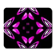 Abstract Pain Frustration Large Mouse Pad (rectangle) by FunWithFibro
