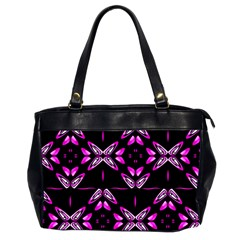 Abstract Pain Frustration Oversize Office Handbag (two Sides) by FunWithFibro