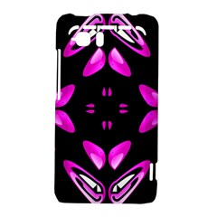 Abstract Pain Frustration HTC Vivid / Raider 4G Hardshell Case  by FunWithFibro