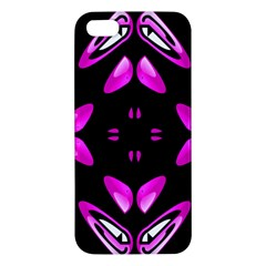 Abstract Pain Frustration Apple Iphone 5 Premium Hardshell Case by FunWithFibro