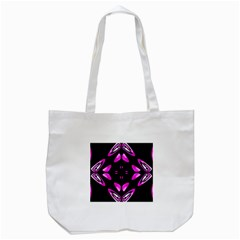 Abstract Pain Frustration Tote Bag (white) by FunWithFibro