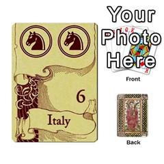 Ace Kardinal And Konig 1 By Jordi Diaz Jose   Playing Cards 54 Designs   Bgqhclsamexx   Www Artscow Com Front - SpadeA