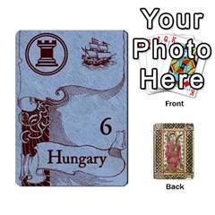 Kardinal And Konig 1 By Jordi Diaz Jose   Playing Cards 54 Designs   Bgqhclsamexx   Www Artscow Com Front - Heart6