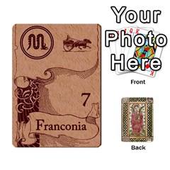 Kardinal And Konig 1 By Jordi Diaz Jose   Playing Cards 54 Designs   Bgqhclsamexx   Www Artscow Com Front - Heart9