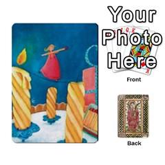 Kardinal And Konig 2 By Jordi Diaz Jose   Playing Cards 54 Designs   9zxxkkzzqht5   Www Artscow Com Front - Spade4