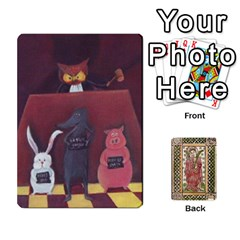 Kardinal And Konig 2 By Jordi Diaz Jose   Playing Cards 54 Designs   9zxxkkzzqht5   Www Artscow Com Front - Diamond5