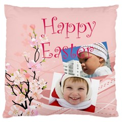 Easter By Easter   Large Flano Cushion Case (two Sides)   Onygxdpti5bv   Www Artscow Com Back