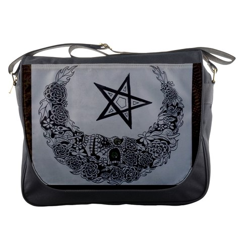 By Judith Pizzamiglio   Messenger Bag   L0kwtqkcpf5b   Www Artscow Com Front