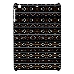 Tribal Dark Geometric Pattern03 Apple Ipad Mini Hardshell Case by dflcprints