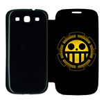 [One Piece] Heart Pirates Flip Cover - Samsung Galaxy S3 Flip Cover Case