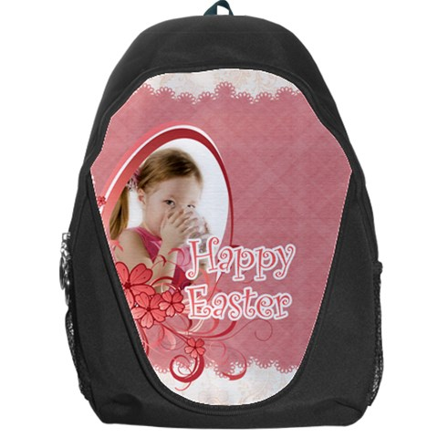 Easter By Easter   Backpack Bag   F3uwlhr8rial   Www Artscow Com Front