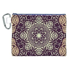 Crazy Beautiful Abstract  Canvas Cosmetic Bag (xxl) by OCDesignss