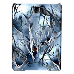 Abstract Of Frozen Bush Apple Ipad Air Hardshell Case by canvasngiftshop