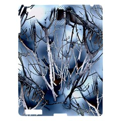 Abstract Of Frozen Bush Apple Ipad 3/4 Hardshell Case by canvasngiftshop
