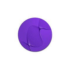 Twisted Purple Pain Signals Golf Ball Marker 10 Pack by FunWithFibro