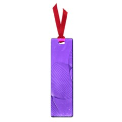 Twisted Purple Pain Signals Small Bookmark by FunWithFibro