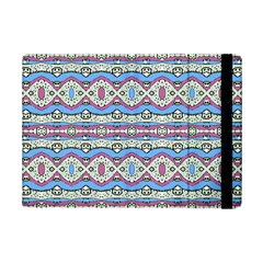 Aztec Style Pattern In Pastel Colors Apple Ipad Mini 2 Flip Case