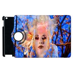 Magic Flower Apple Ipad 2 Flip 360 Case by icarusismartdesigns