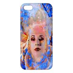 Magic Flower Apple Iphone 5 Premium Hardshell Case by icarusismartdesigns