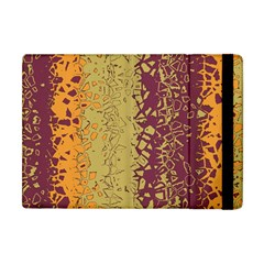 Scattered Pieces Apple Ipad Mini Flip Case by LalyLauraFLM