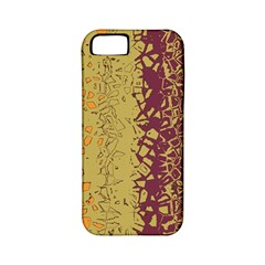 Scattered Pieces Apple Iphone 5 Classic Hardshell Case (pc+silicone) by LalyLauraFLM