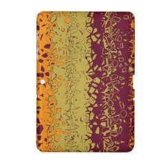Scattered Pieces Samsung Galaxy Tab 2 (10 1 ) P5100 Hardshell Case