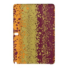 Scattered Pieces Samsung Galaxy Tab Pro 12 2 Hardshell Case by LalyLauraFLM