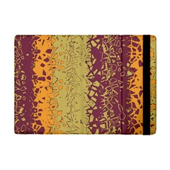 Scattered Pieces Apple Ipad Mini 2 Flip Case by LalyLauraFLM