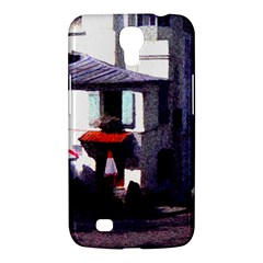 Vintage Paris Cafe Samsung Galaxy Mega 6 3  I9200 Hardshell Case by bloomingvinedesign