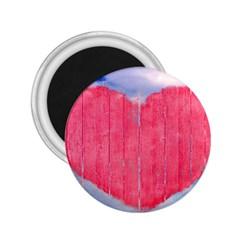 Pop Art Style Love Concept 2 25  Button Magnet by dflcprints