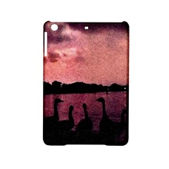 7 Geese At Sunset Apple Ipad Mini 2 Hardshell Case by bloomingvinedesign