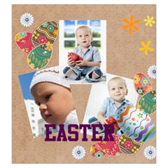Easter By Easter   Drawstring Pouch (large)   Zqiw1aqanbgi   Www Artscow Com Back