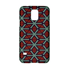 Cubes Pattern Abstract Design Samsung Galaxy S5 Hardshell Case  by LalyLauraFLM