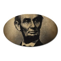 Vintage Civil War Era Lincoln Magnet (oval) by bloomingvinedesign