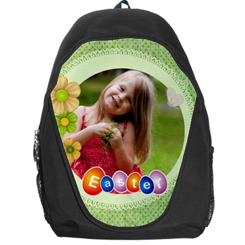 Easter By Easter   Backpack Bag   Cfkr5pi9s7oq   Www Artscow Com Front
