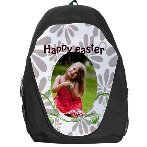Easter By Easter   Backpack Bag   Whrvy49r1otk   Www Artscow Com Front