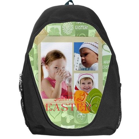 Easter By Easter   Backpack Bag   Rmw6cwqr3d1n   Www Artscow Com Front