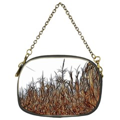 Abstract Of A Cornfield Chain Purse (one Side) by bloomingvinedesign
