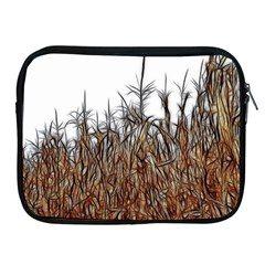 Abstract Of A Cornfield Apple Ipad Zippered Sleeve by bloomingvinedesign
