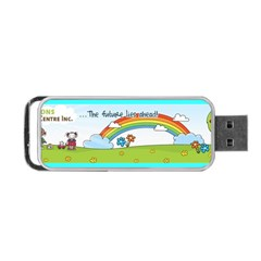 Flash Drive By Sherry Olford   Portable Usb Flash (two Sides)   E9egi3jo1hjf   Www Artscow Com Front