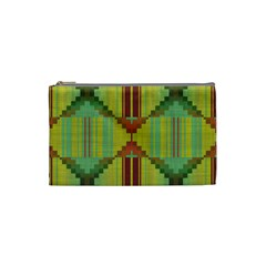 Tribal Shapes Cosmetic Bag (small)