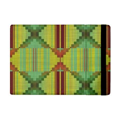 Tribal Shapes Apple Ipad Mini Flip Case by LalyLauraFLM