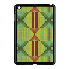 Tribal Shapes Apple Ipad Mini Case (black) by LalyLauraFLM