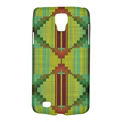 Tribal Shapes Samsung Galaxy S4 Active (i9295) Hardshell Case by LalyLauraFLM