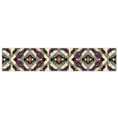 Geometric Abstract Grunge Flano Scarf (small) by dflcprintsclothing